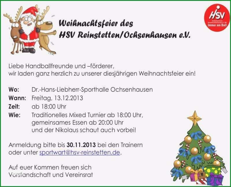 einladung weihnachtsfeier vorlage text schon weihnachtsfeier einladung vorlage cc99