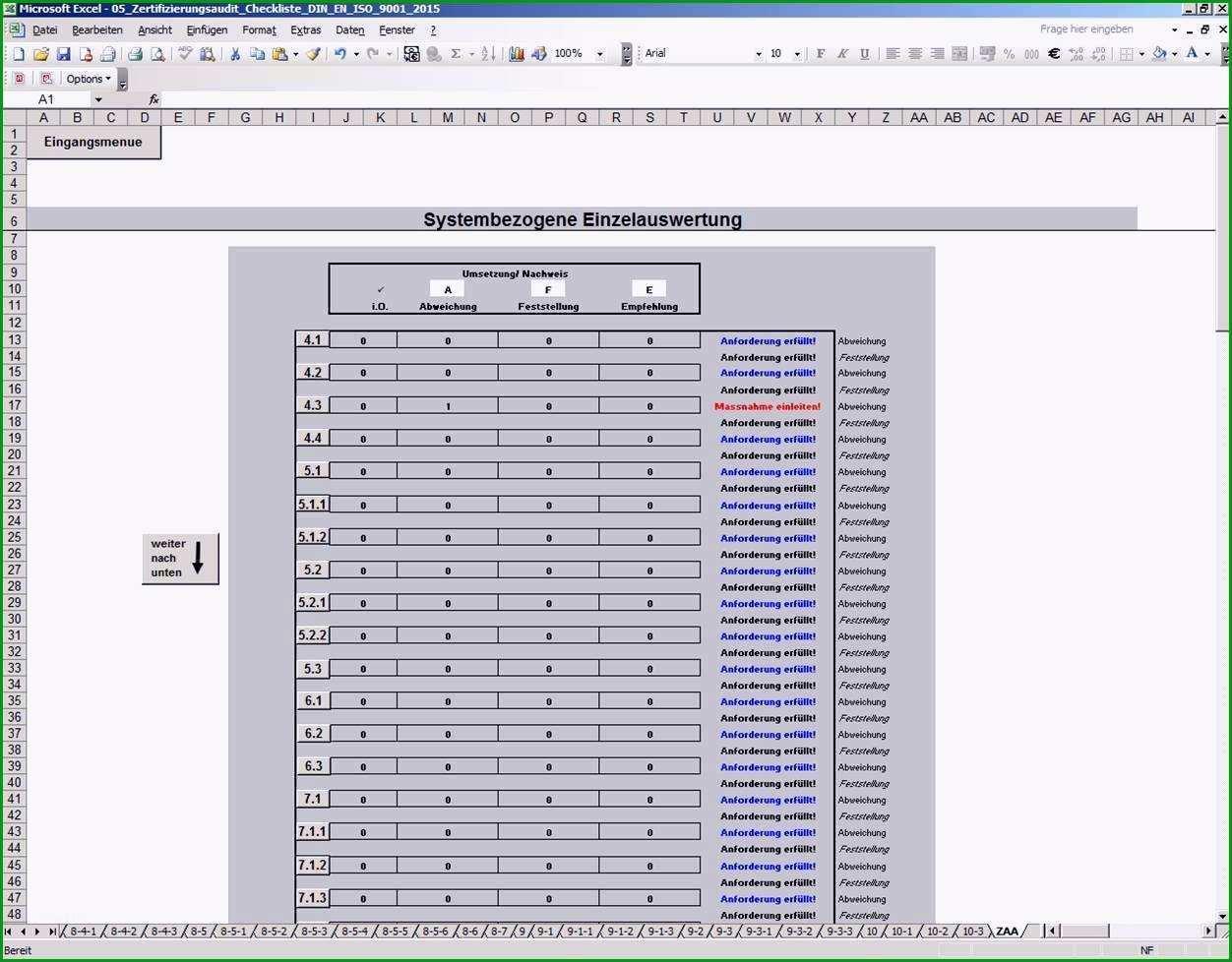 iso 9001 2015 handbuch vorlage luxus formulare fur das qualitatsmanagement pdf