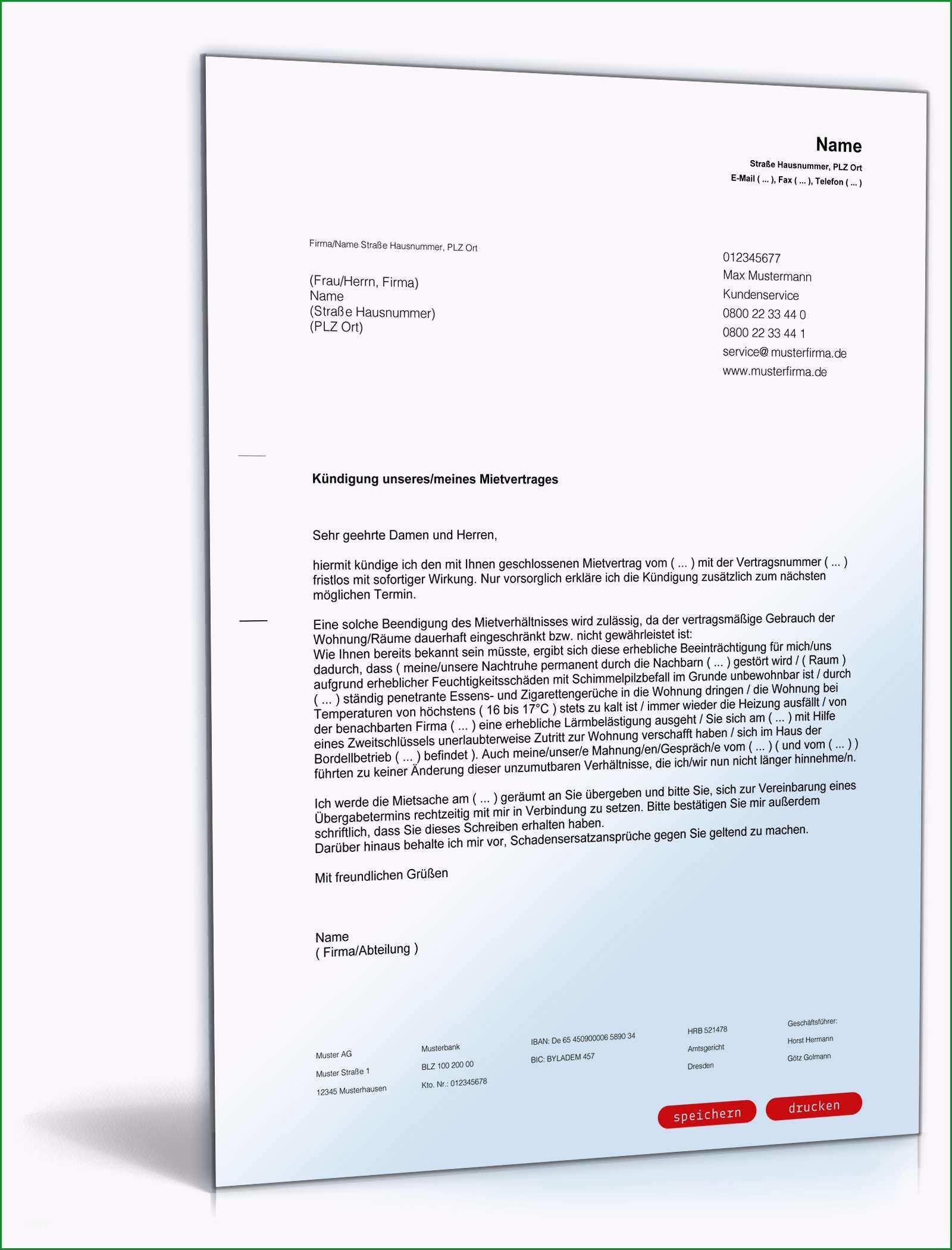 mietvertrag haus und grund pdf das beste von vorlage mietvertrag