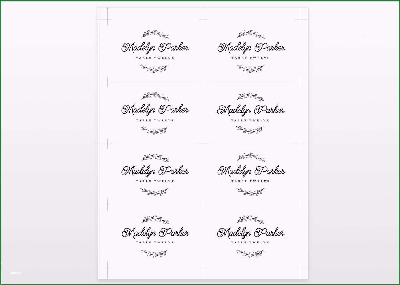 namensschilder drucken word vorlage wunderbar vorlage zum ausdrucken tischkarten tischkarten hochzeit
