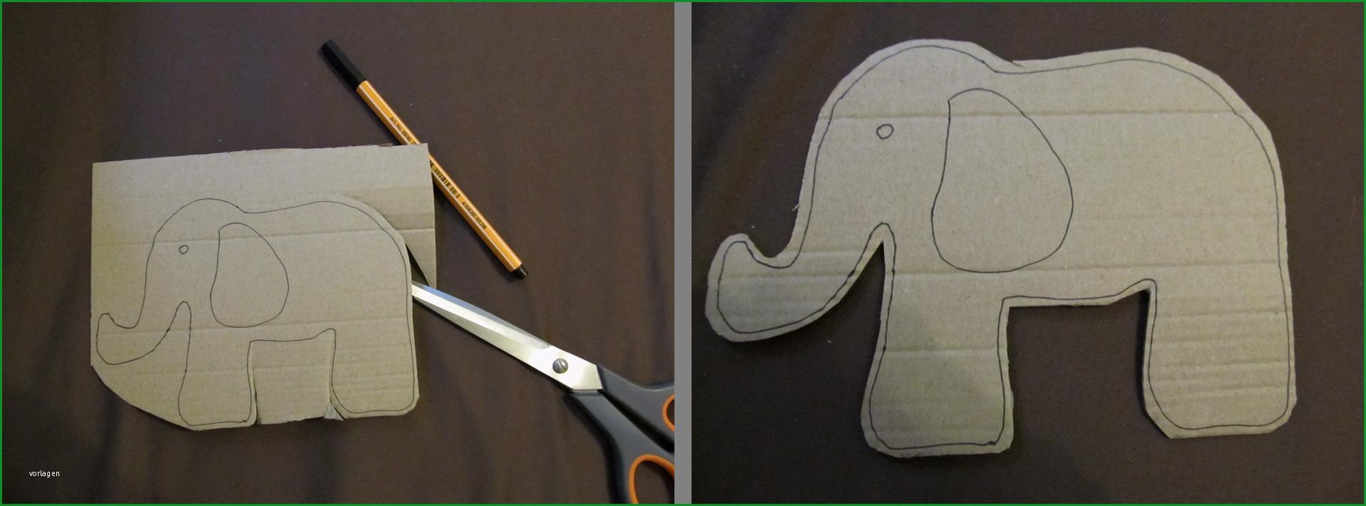 diy ich bin elsa der stoffelefant