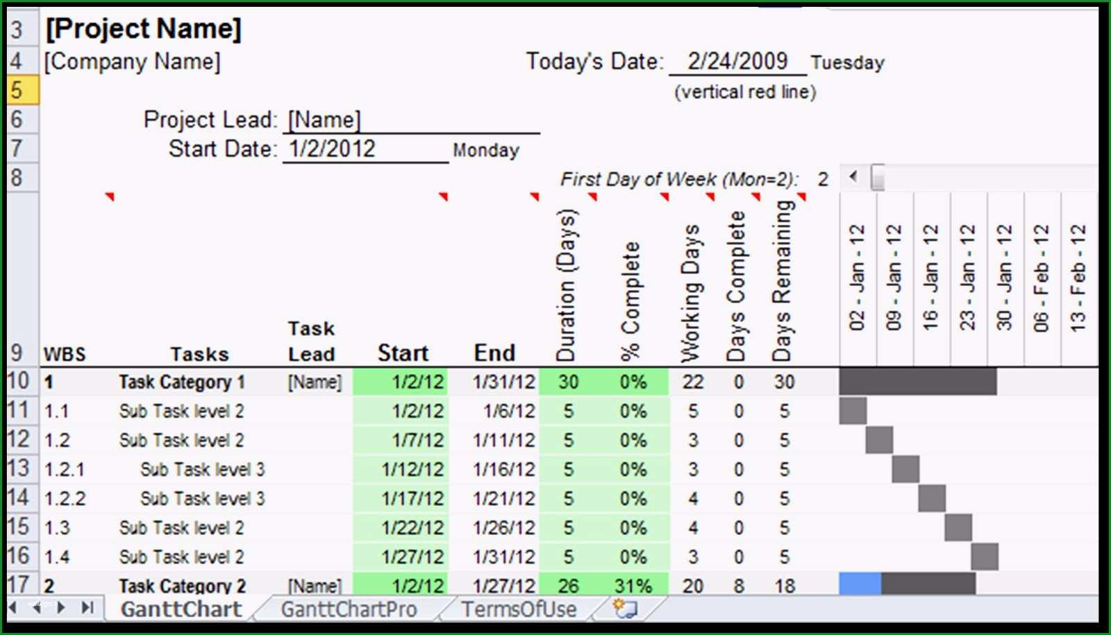 gantt diagramm vorlage excel kostenlos hubscher excel spreadsheet within gantt chart template in excel