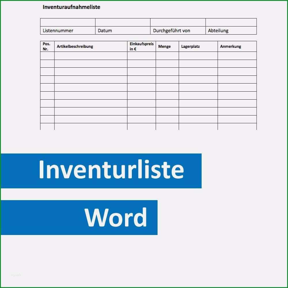 inventur excel vorlage kostenlos erstaunlich gratis inventurliste zum ausdrucken