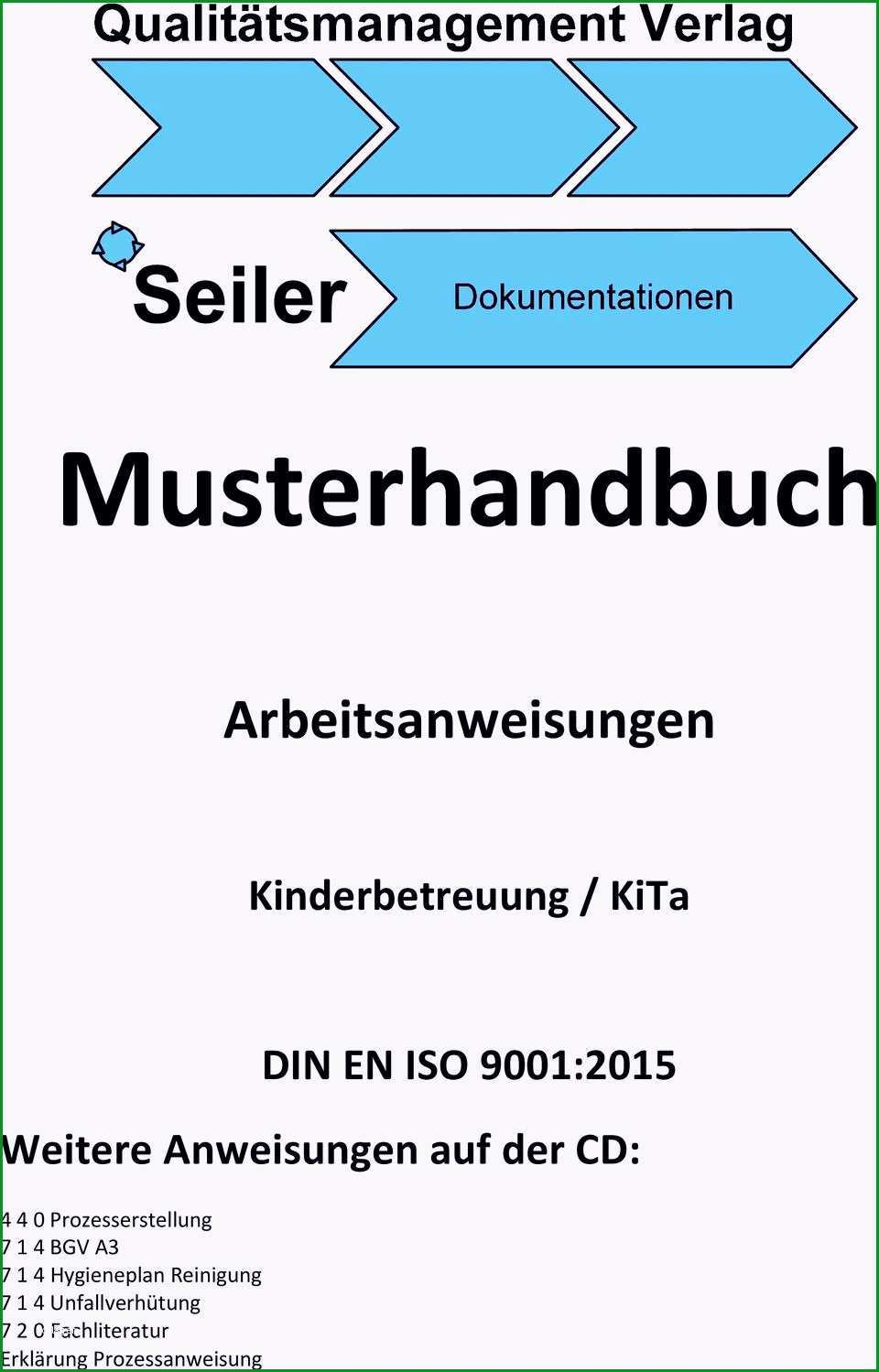 iso 9001 2015 handbuch vorlage inspirierend gutesicherung beim schmelzschweisen