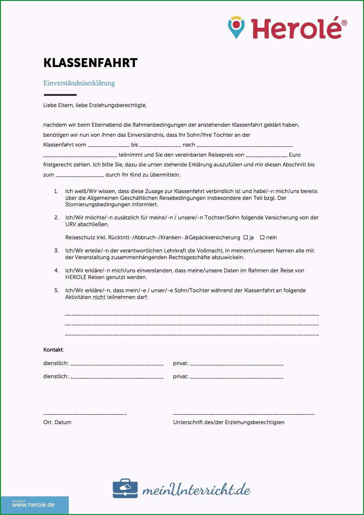 klassenfahrt planen vorgehen checklisten