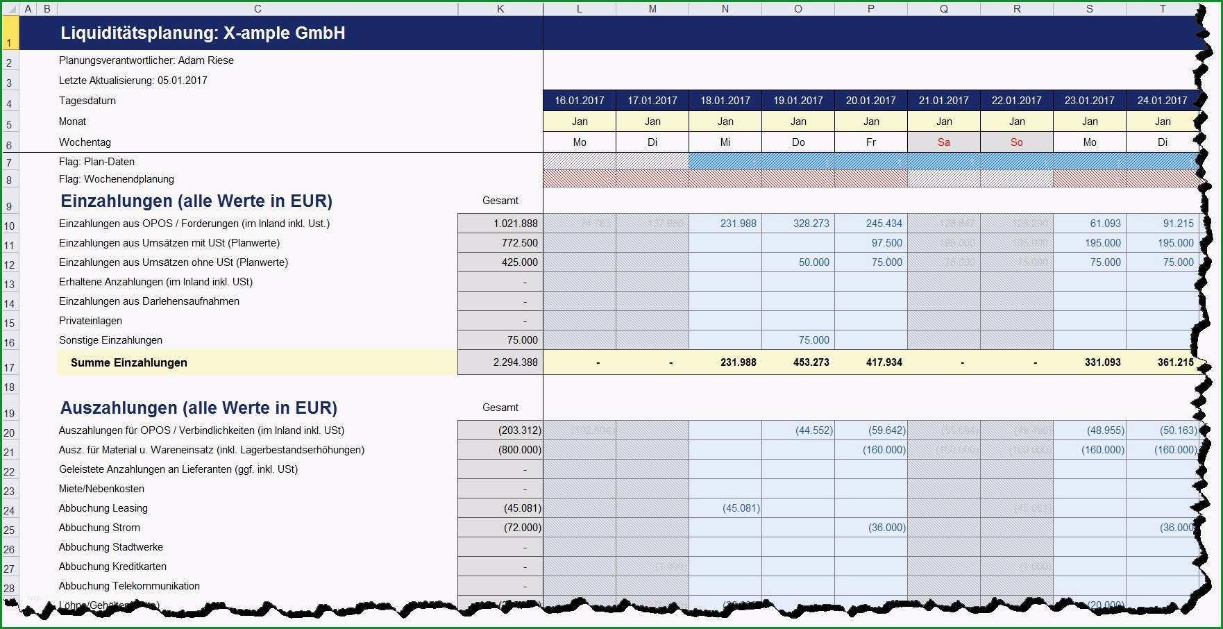 liquiditatsplanung excel vorlage kostenlos gut fahrtenbuch mit excel vorlagen zum sofort