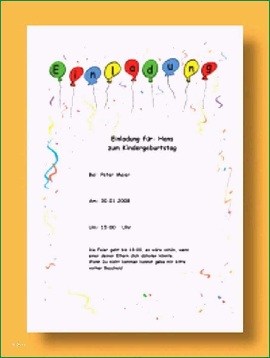 ruckantwort einladung vorlage wunderbar vorlage kindergeburtstag einladung vorlagen