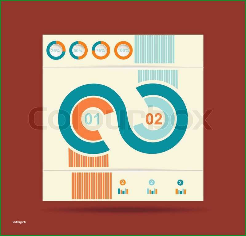 werbung broschure design vorlage vektor vektor
