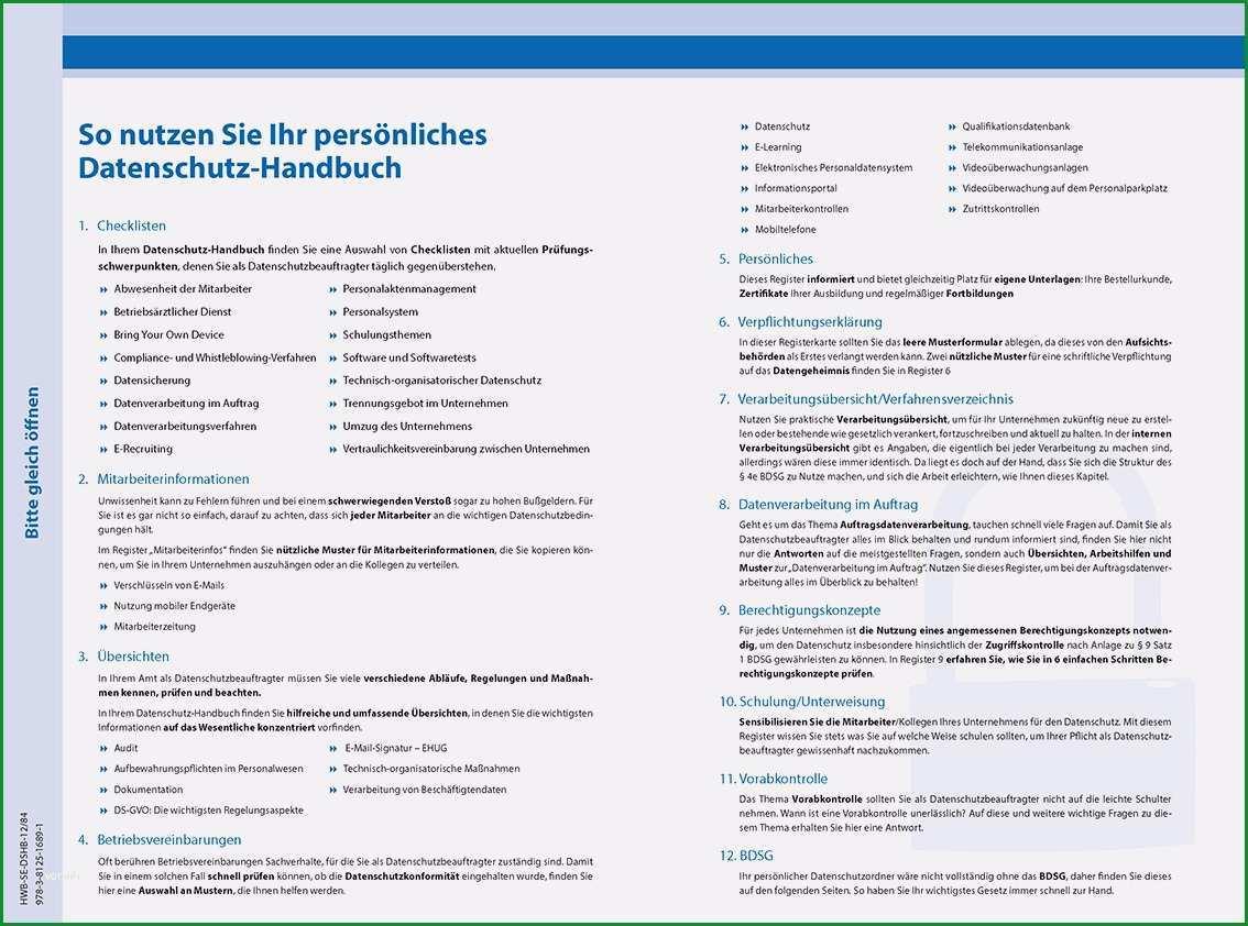 Hervorragen 63 Schön Datenschutzerklärung Mitarbeiter Vorlage Bilder