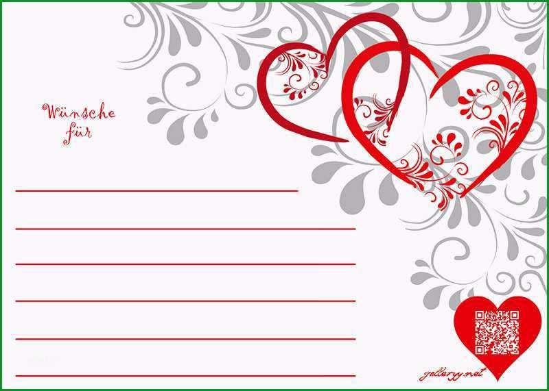 art Hochzeitsspiele Ballonflugkarten rote Herzen Flugkarten für Hochzeitsballons