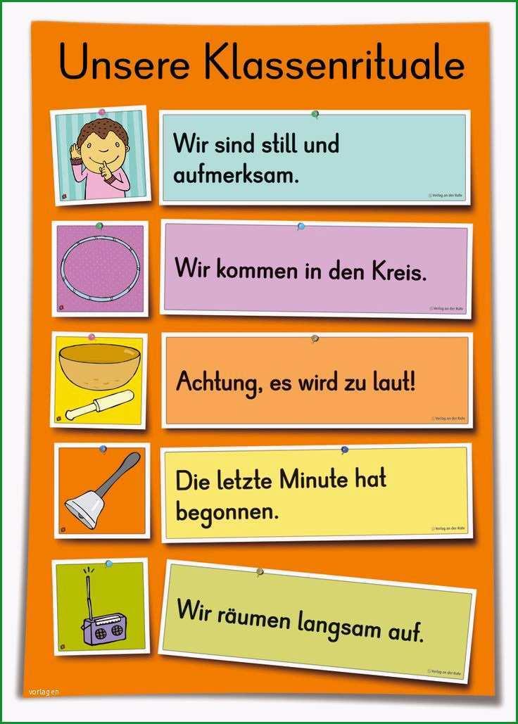 kindergarten regeln