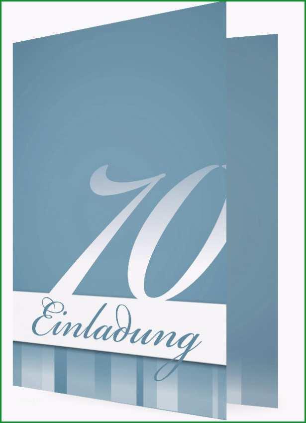 Hervorragen Einladung Zum Geburtstag 70 Vorlage