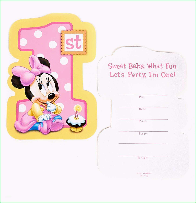 einladungskarten 1 geburtstag vorlage