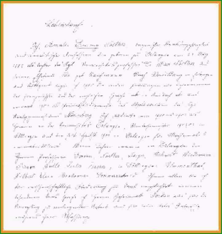 handgeschriebener lebenslauf unglaubliche fabelhaften handschriftlicher lebenslauf vorlage