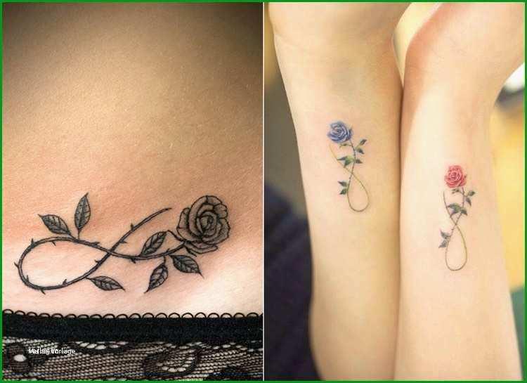 kleine tattoos unendlich zeichen