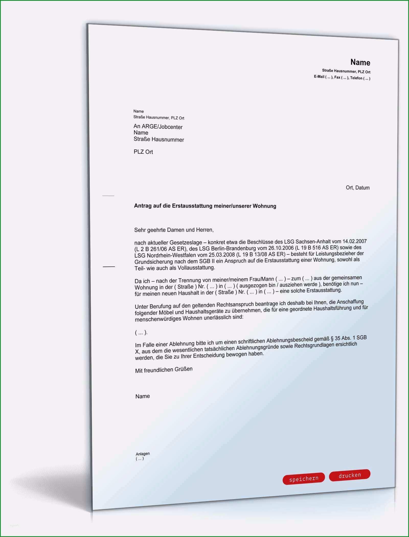 mietminderung vorlage erstaunlich bekleidungsgeld antrag vorlage vorlagen 1001