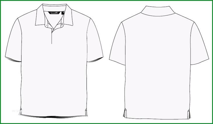 378 polo shirt vorlage schwarz