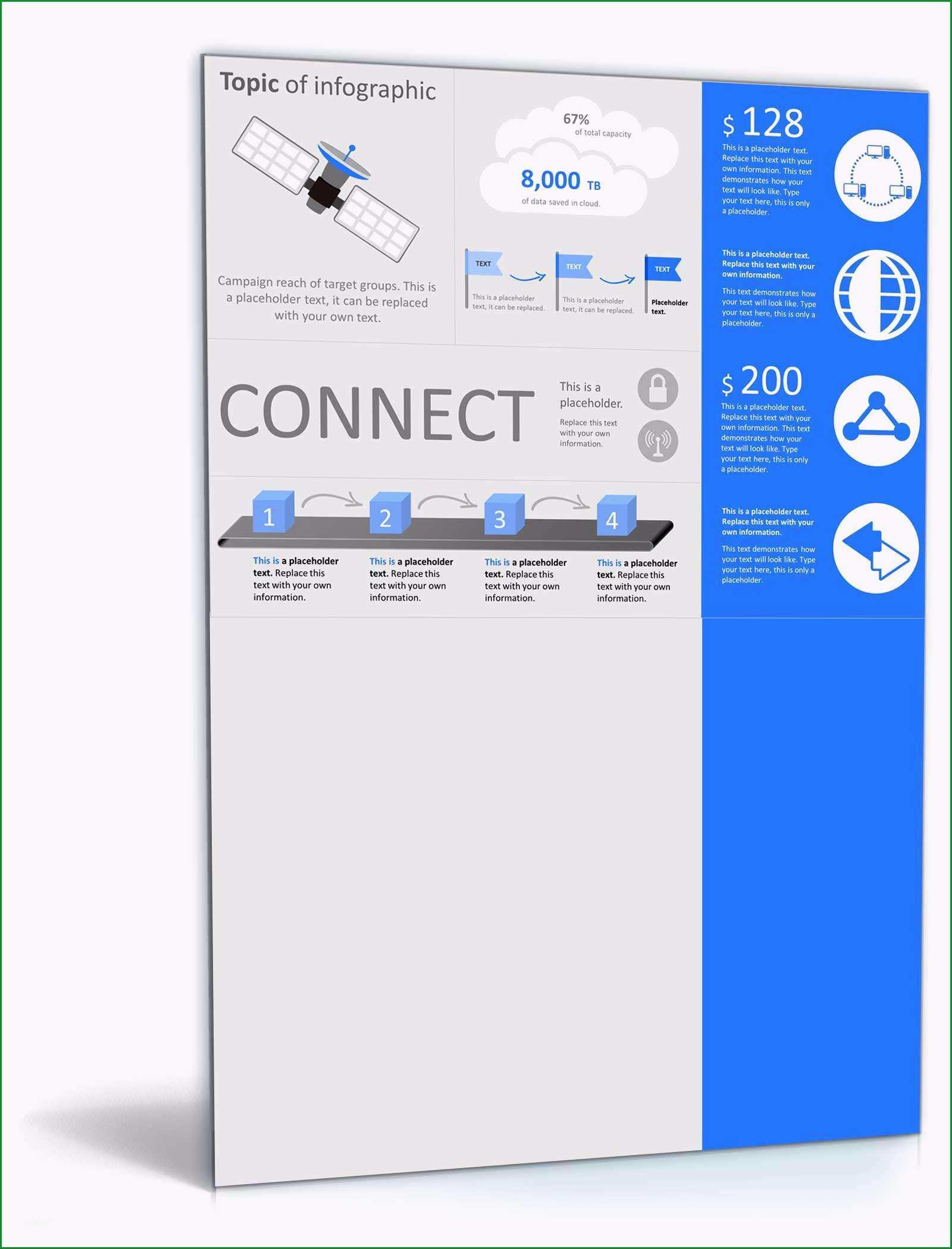 powerpoint praesentation infografiken