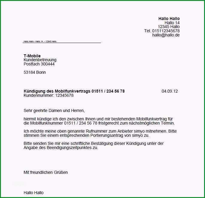telekom kundigung umzug vorlage cool t mobile kundigung vorlage fax kundigung vorlage fwptc