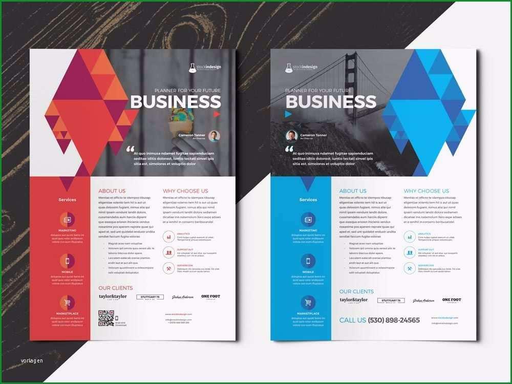 vorlage flyer indesign ausgezeichnet flyer multipurpose 2 in 1
