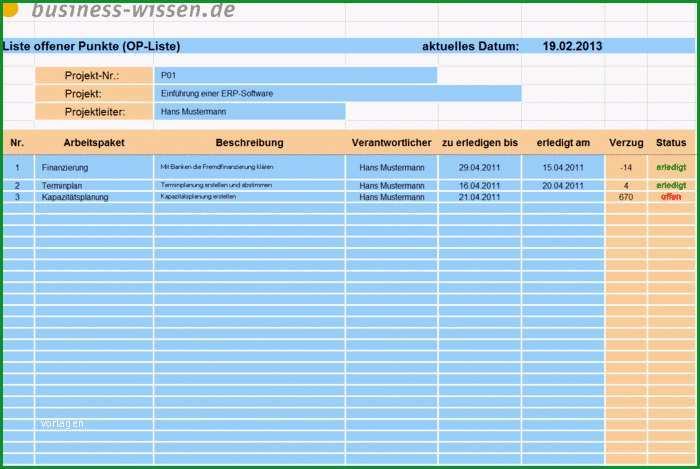 Phänomenal Aufgabenplanung Excel Vorlage Neu Büroorganisation Und