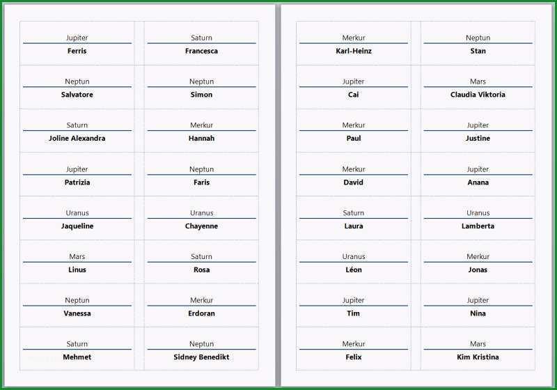 Phänomenal Briefkasten Namensschild Vorlage