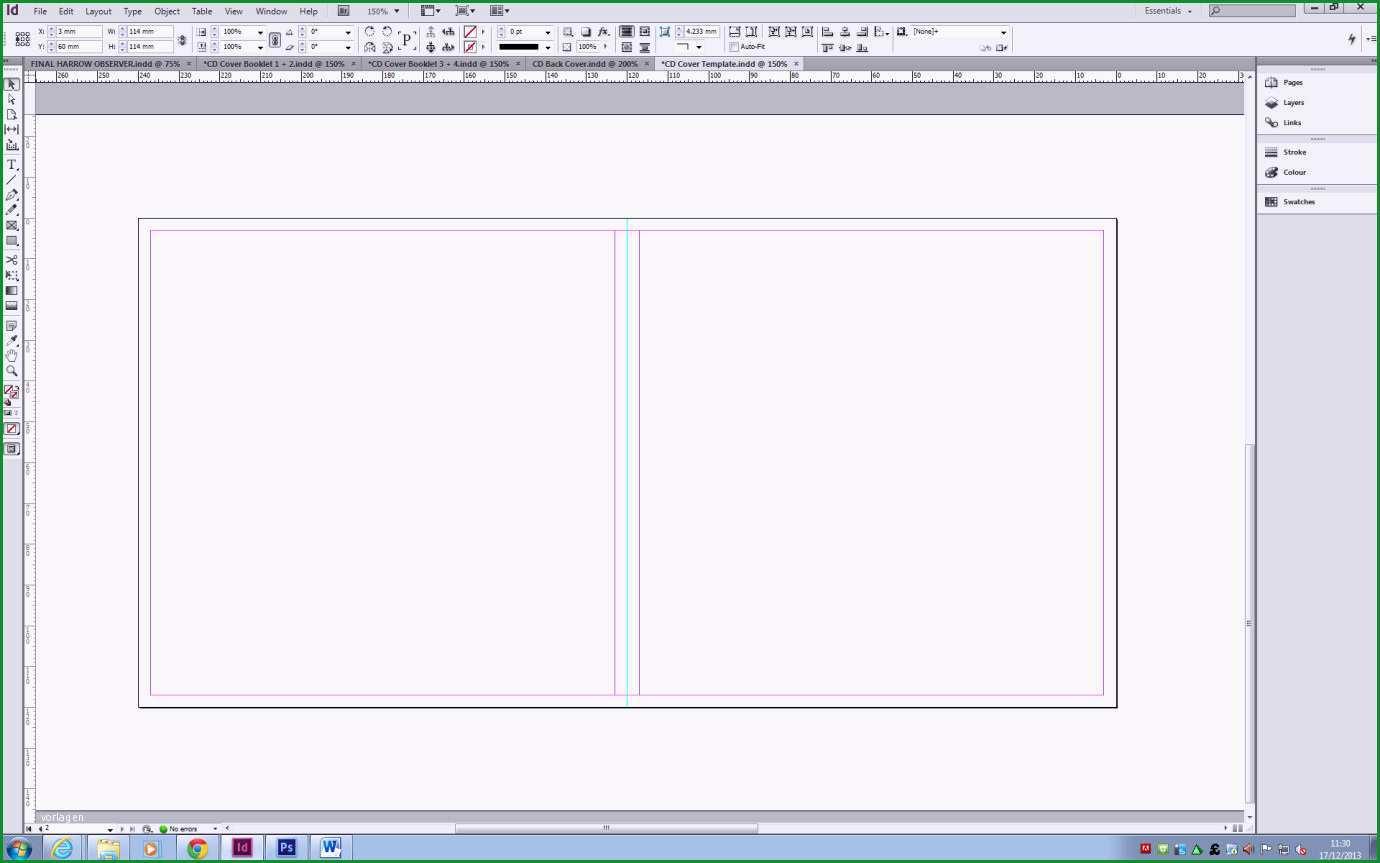 cd booklet vorlage schon brochure template shop new cd booklet template booklet template