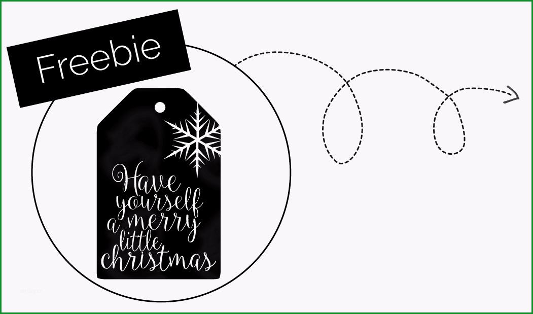 geschenkanhaenger zum ausdrucken weihnachten chalk