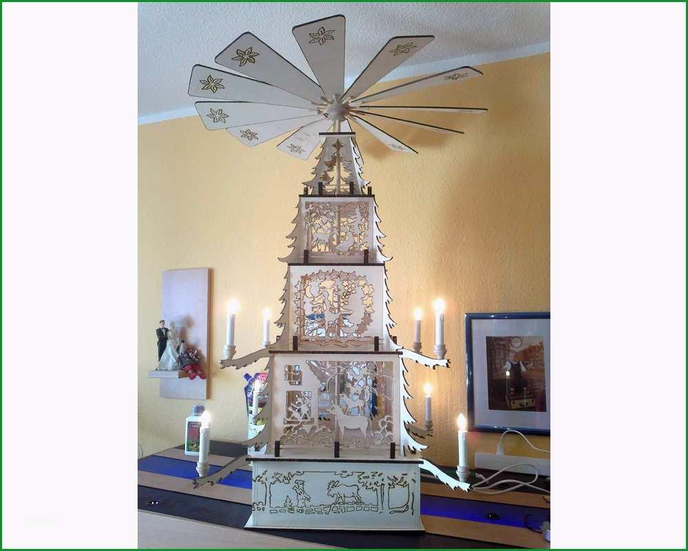 Vorlage Weihnachtspyramide Maerchenpyramide 80cm