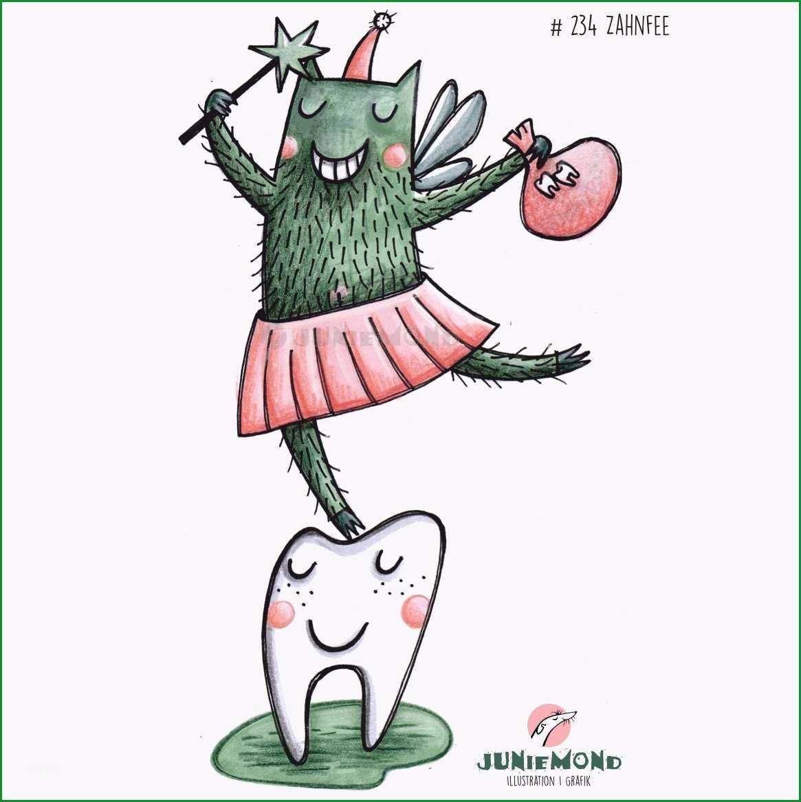 Zahn Fee Brief Zahnfee Zertifikat Zahnfee Zahn erste Zahn t