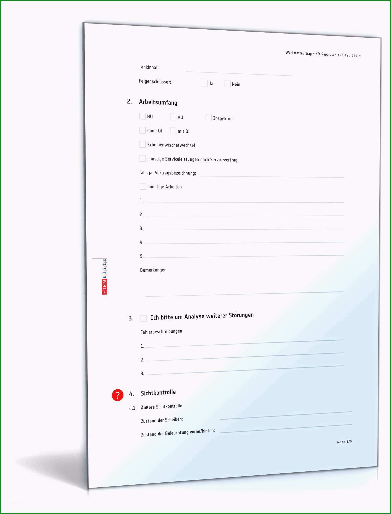16 adressanderung muster