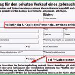 Schockieren Auto Kaufvertag Privat Tipps Mustervertrag Fr