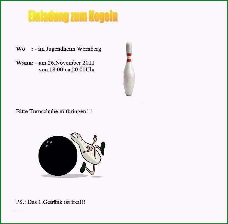bowling einladung vorlage kostenlos elegant einladung kegeln kindergeburtstag cloudhashfo