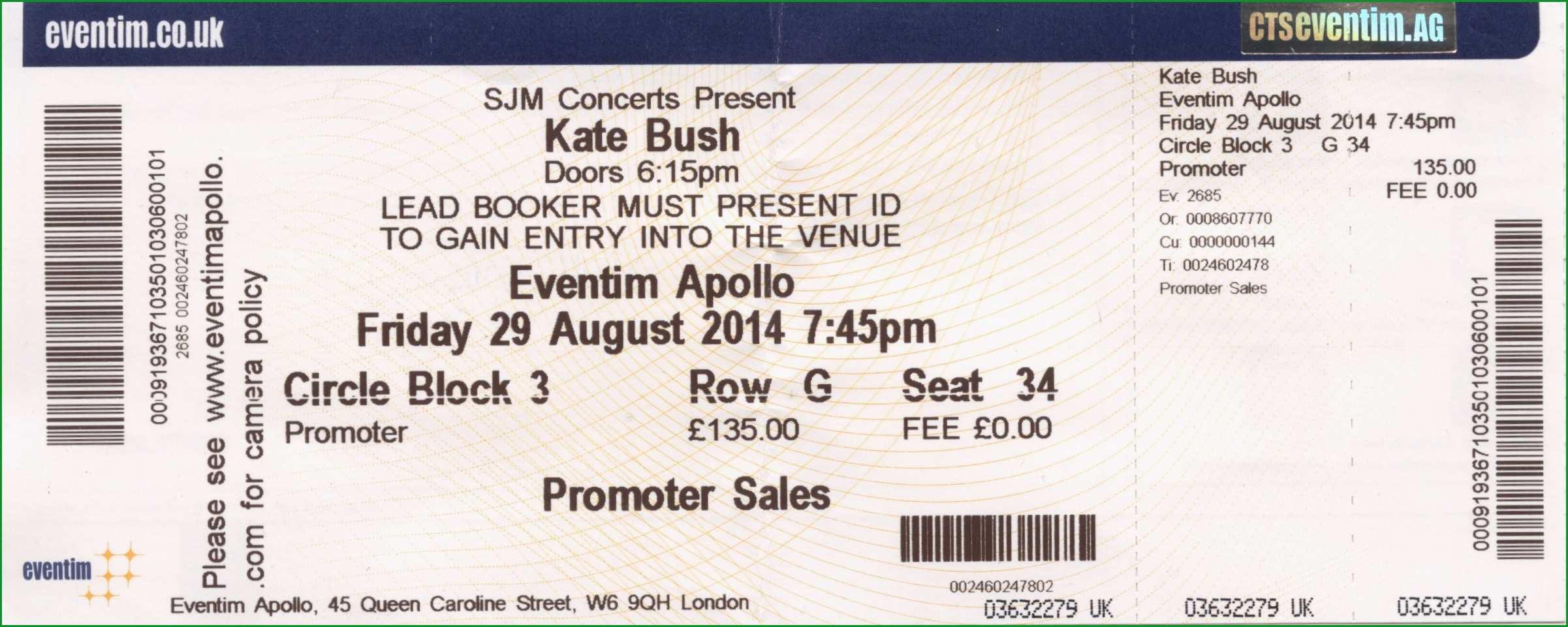 Eventim Tickets Umtauschen