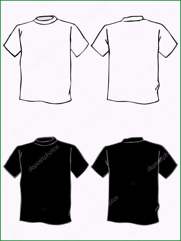 506 polo shirt schwarz vorlage