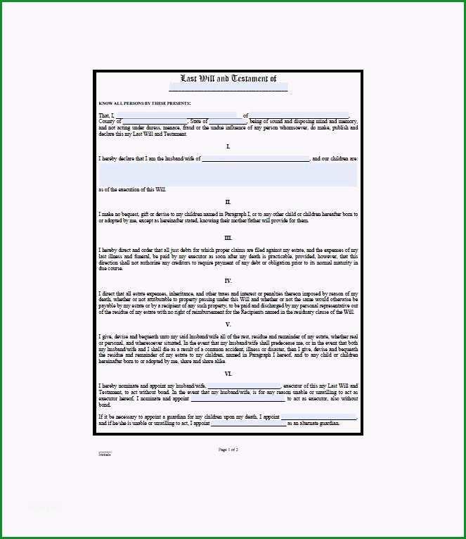 testament vorlage kostenlos en testament vorlage kostenlos pdf vollmacht wohnungsubergabe vorlage