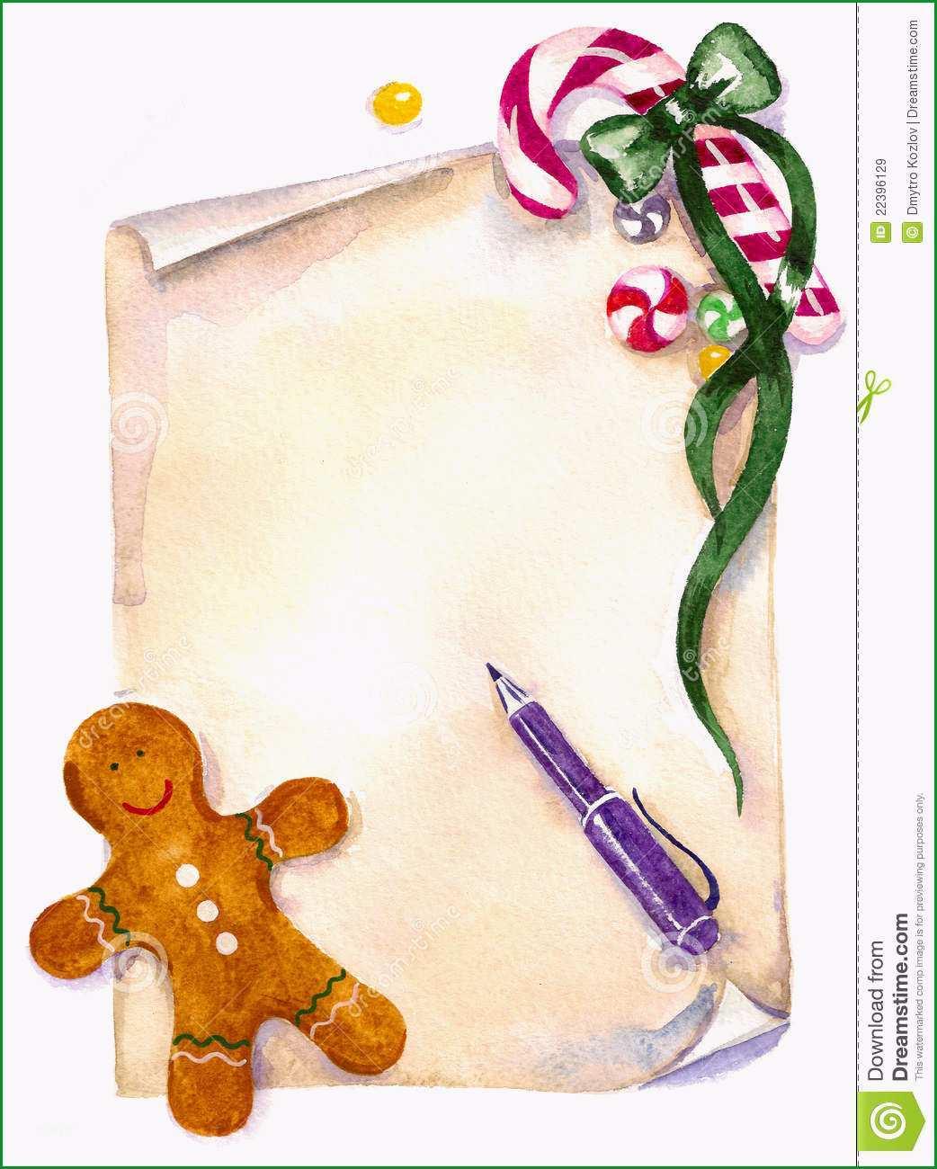 lizenzfreie stockbilder weihnachtswunschzettel image