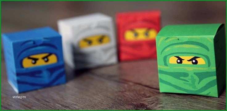 ninjago einladungskarten