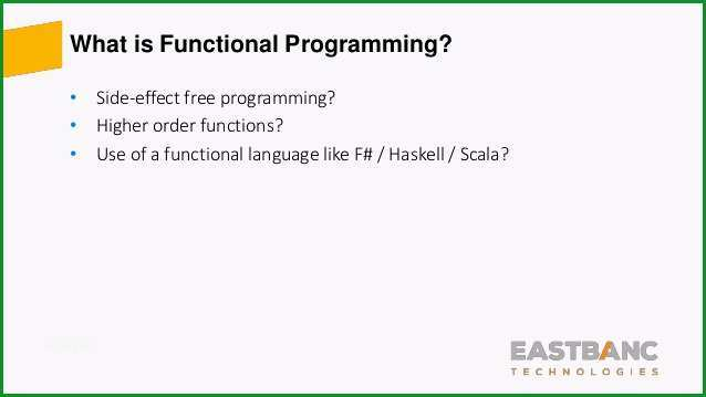 functional programming with c