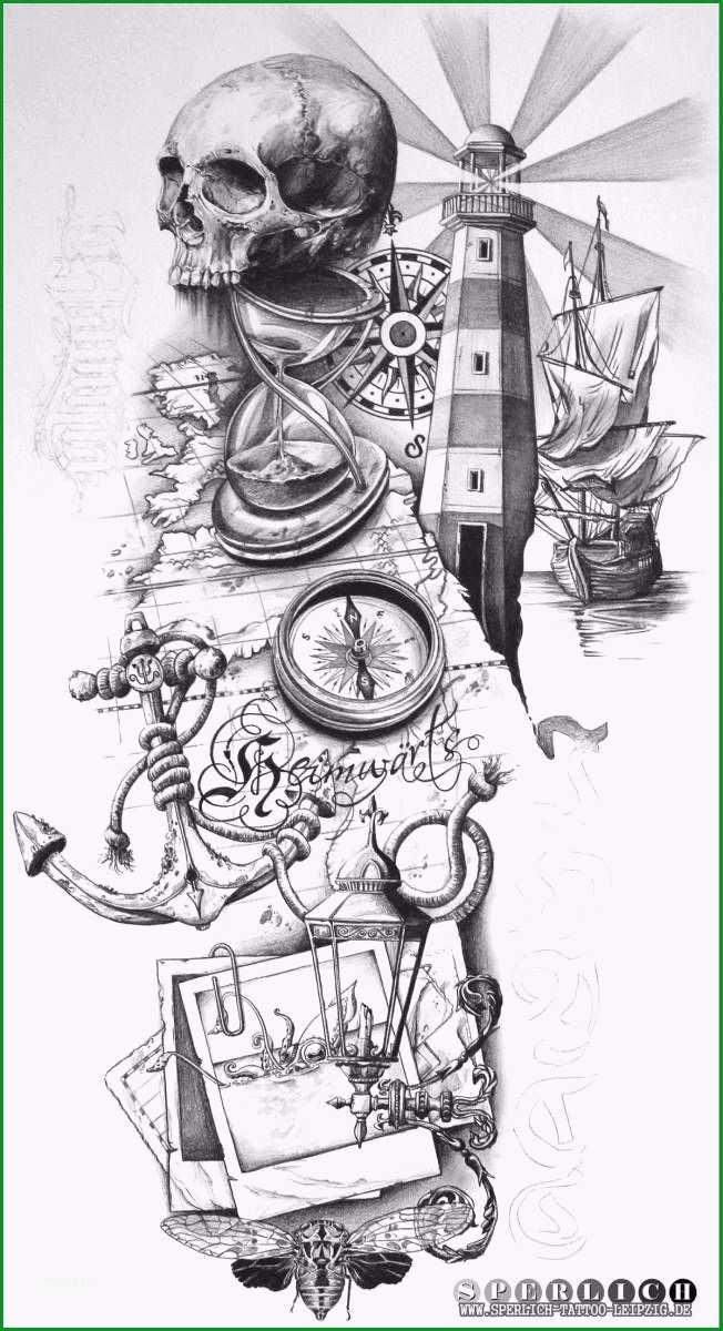 leuchtturm tattoo motive ideen und bedeutungen in bezug selten leuchtturm tattoo vorlage