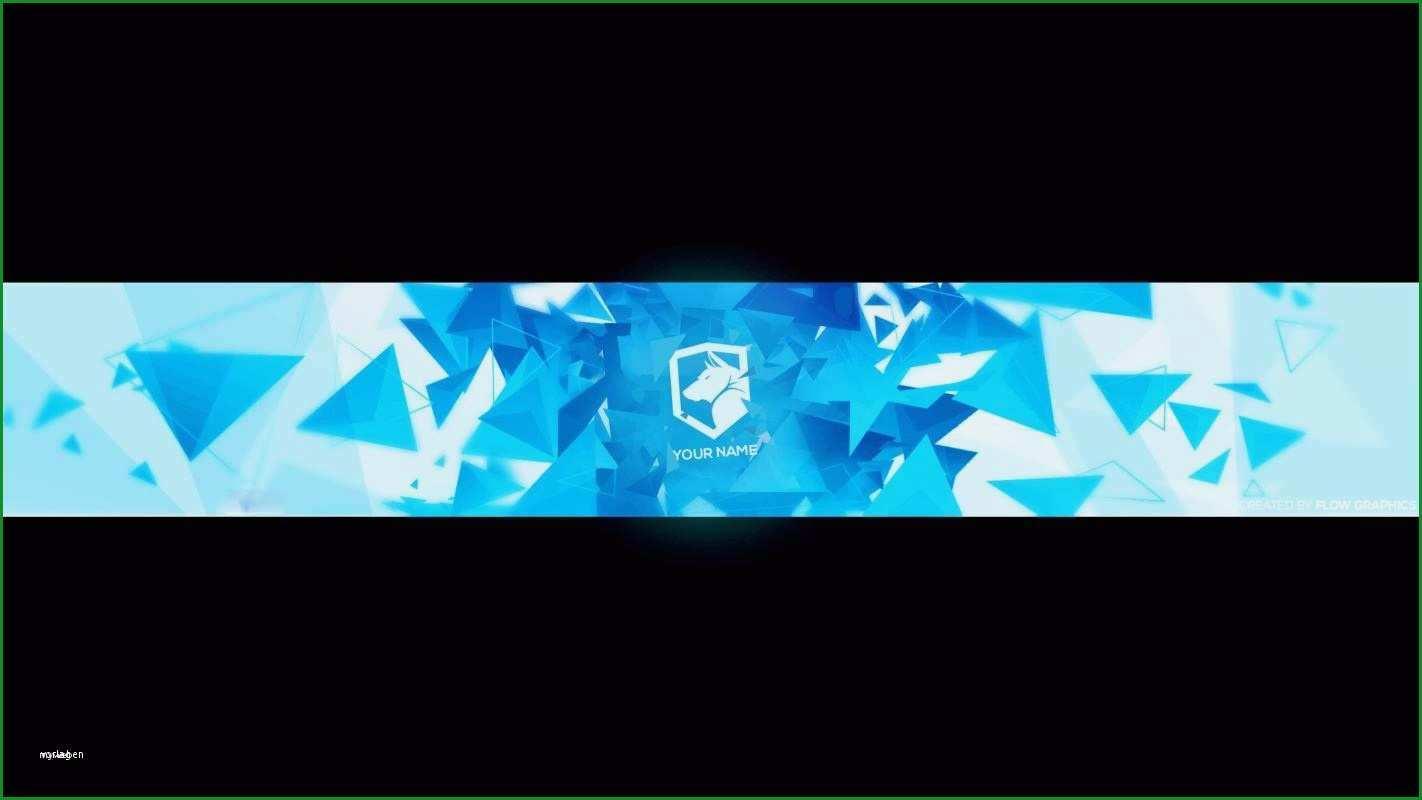 youtube kanalbanner vorlage elegant free youtube banner