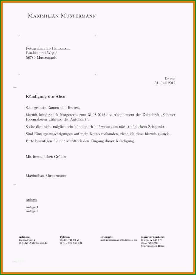 briefumschlag vorlage pdf elegant 8 formelle briefe muster
