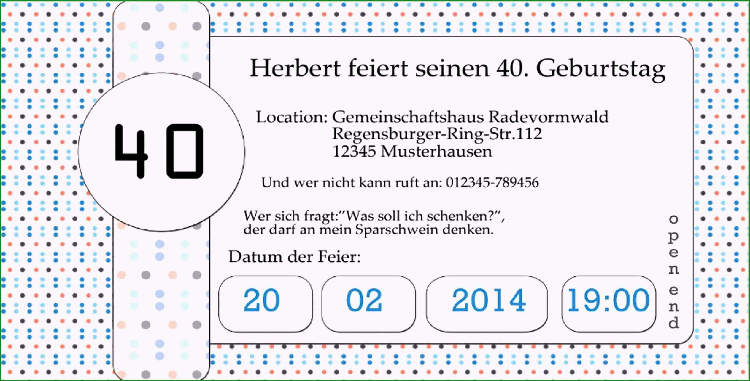 Sensationell Geburtstagskarte Schreiben Vorlage Wunderbar