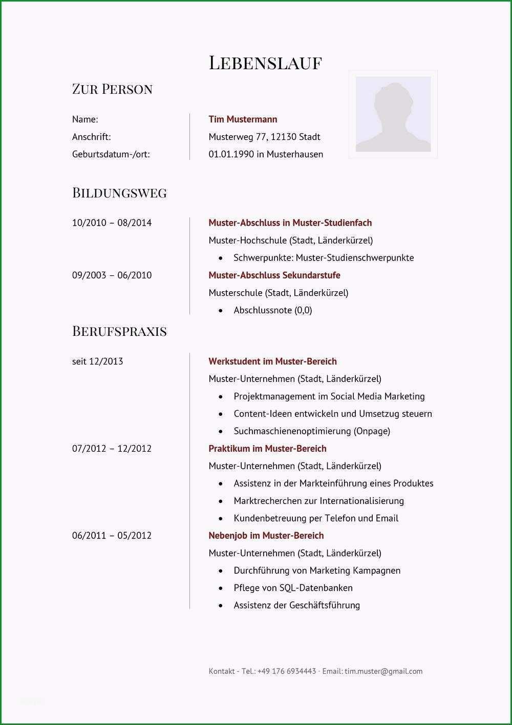 tabellarischer lebenslauf muster ktforsenate schulischer lebenslauf in tabellarischer form