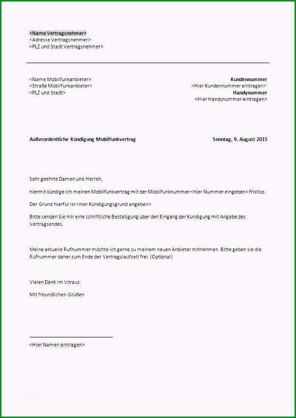 kundigungsschreiben vertrag qmjjhj