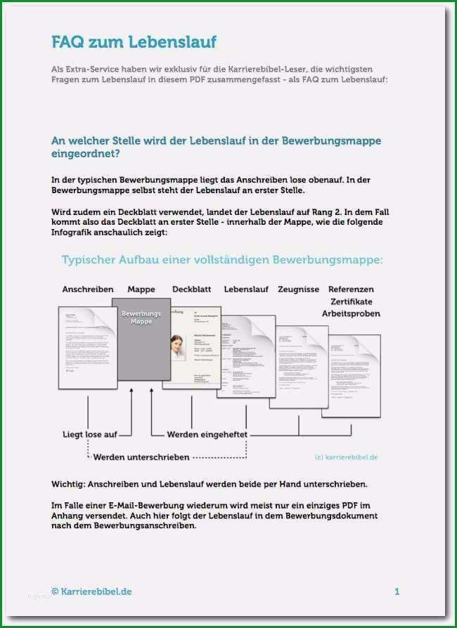 20 tabellarischer lebenslauf vorlage pdf