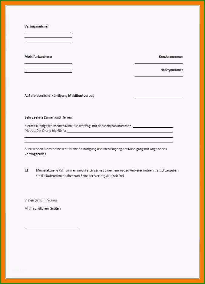 7 kundigungsschreiben verein muster