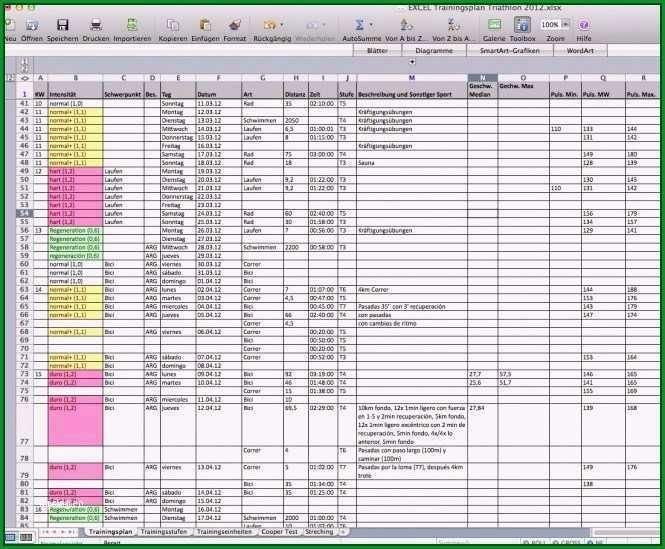 alarmplan vorlage erstaunlich 15 trainingsplan vorlage excel