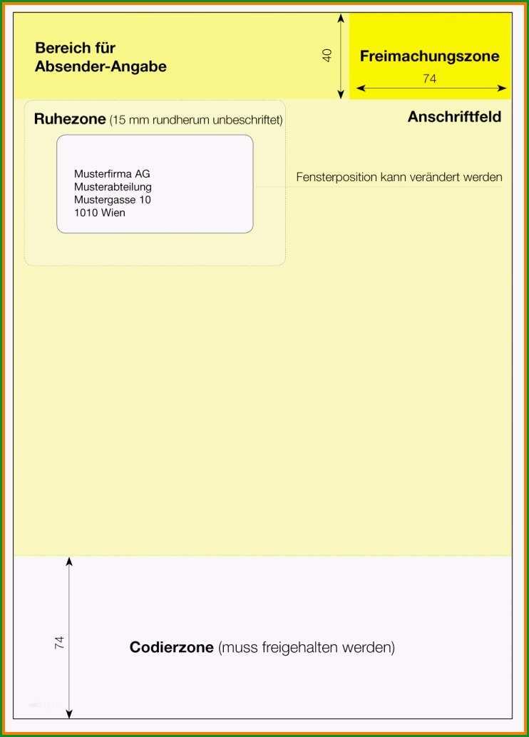 briefumschlag mit fenster beschriften vorlage erstaunlich 11 beschriftung c4 umschlag