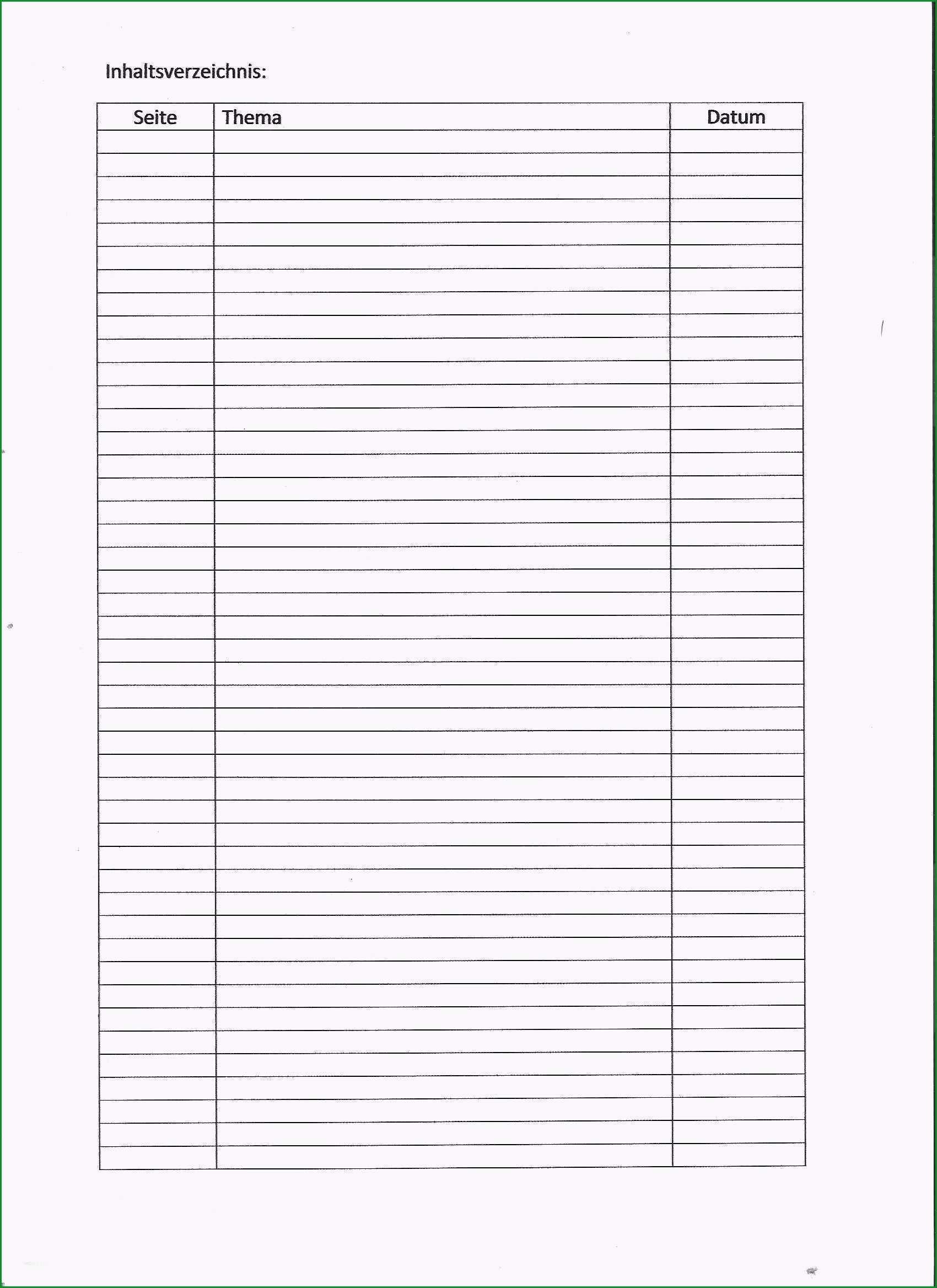 datenschutzerklarung vorlage inspiration inhaltsverzeichnis vorlage schule vorlagen kostenlos
